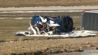 Miracle Baby Survives Plane Crash That Took the Life of His Father; Mother in Critical Condition