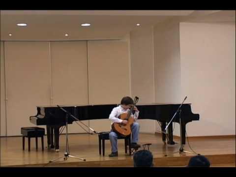David Strbac, Jorge Morel - Danza Brasilera