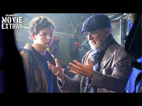"Ready Player One ""Steven Spielberg"" IMAX Featurette (2018)"