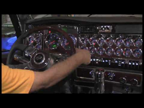 Empire Chrome Shop - Chrome Time Episode 7:  Kenworth Dash Chrome