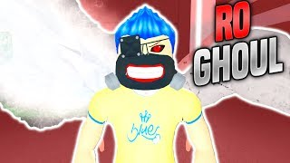 WINNING MY FIRST PVP MATCH IN RO-GHOUL!! (Roblox Tokyo Ghoul)