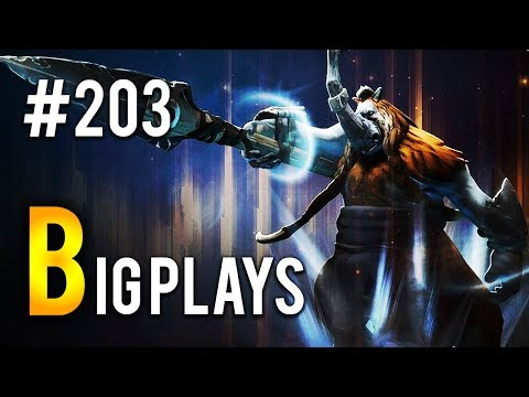 Dota 2 - Big Plays Moments - Ep. 203
