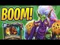 Beasts for Days! | Secret Boom-Zooka Hunter w/ Zul'jin & Revenge of the Wild | Rastakhan's Rumble