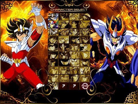 Saint Seiya Ultimate Cosmo Beta M.U.G.E.N