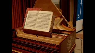 Invention 1 in C Major J.S Bach BWV 772a Harpsichord - Mihail Chapanoff