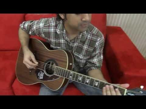 Violão Fender Tim Armstrong Hellcat *Review*  (CasaMattos)