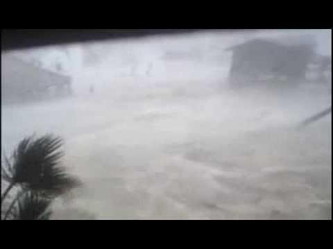 Un tsunami que arrasó todo en Filipinas | Nuevas imágenes