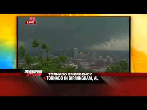 Weather Channel Coverage Of Birmingham Al Tornado