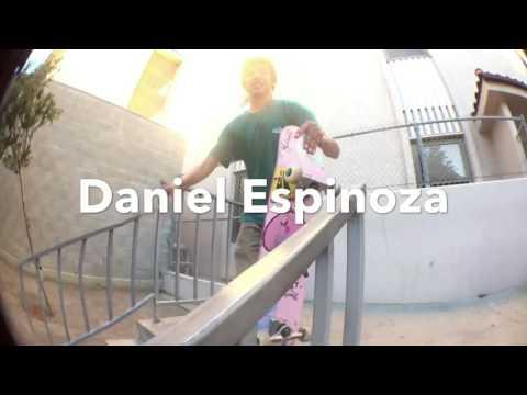 Daniel Espinoza Andale Bearings