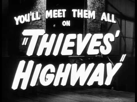 Thieves' Highway is listed (or ranked) 7 on the list The Best Lee J. Cobb Movies