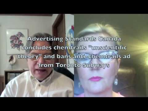 "Canada concludes chemtrails ""unscientific theory"", bans anti-chemtrails ads on Toronto subways"