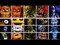 Five Nights at Freddys 1 - 4 + Sister Location Jumpscare Simulator | FNAF Fan Game