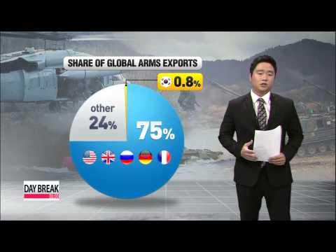South Korea′s defense exports on up-and-up   무기산업
