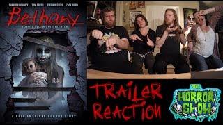 """""""Bethany"""" 2017 Horror Movie Trailer Reaction - The Horror Show"""