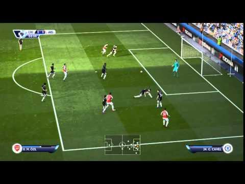 FIFA 16 - Chelsea vs Arsenal - Penalties