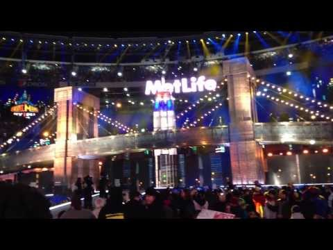 Undertaker Entrance Music Hits - Wrestlemania 29 video