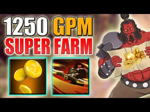 Unlimited Greevil's Greed [Farming Simulator with Counter Helix] 1250 GPM   Dota 2 Ability Draft