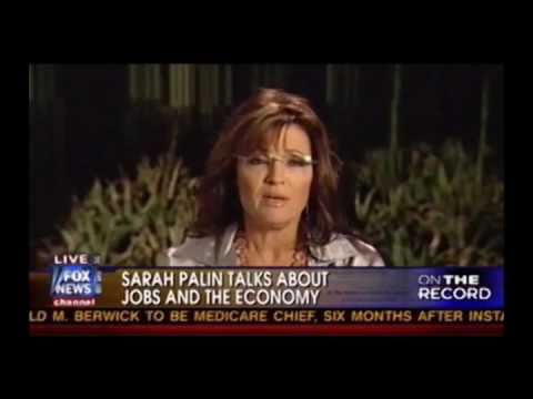 0 Sarah Palin WTF Moments   Spudnut