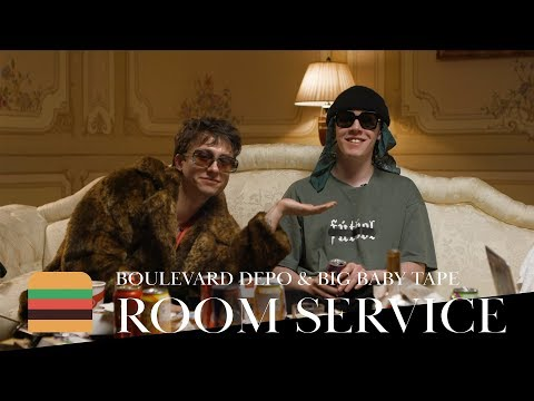 Room Service: Boulevard Depo & Big Baby Tape