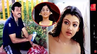 Venkatesh Super Hit Movie Ultimate Comedy Scene | Telugu Videos | Show Time Videos