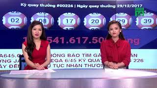 VTC14 | 105 tỷ giải Jackpot ở Cần Thơ vẫn chưa có người nhận