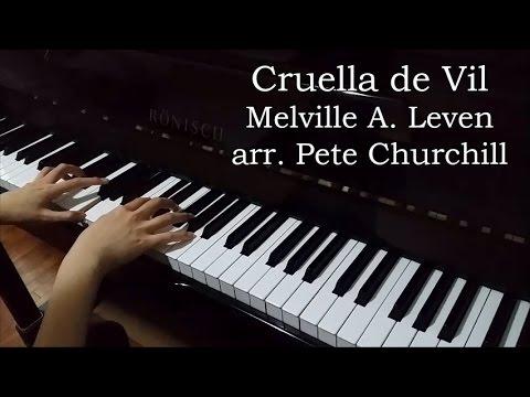 Mel Leven - Cruella De Vil