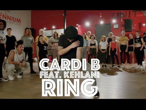 Cardi B - Ring feat. Kehlani | Hamilton Evans Choreography