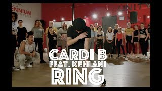 Cardi B Ring Feat Kehlani Hamilton Evans Choreography