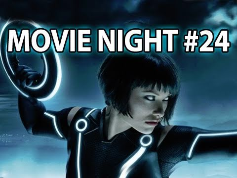 Tron: Legacy FILM REVIEW ... and also, Inception.