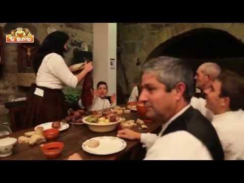 Comendo - Ti Henrique Capelas com gente da Terra