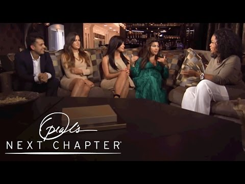The Kardashian Siblings Talk Beauty and Fame - Oprah's Next Chapter - Oprah Winfrey Network