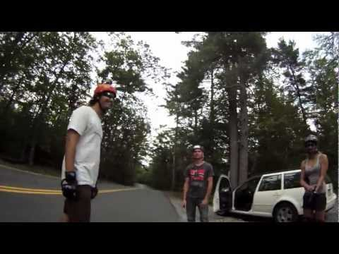 Longboard Bombing in New Hampshire