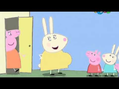 Свинка Пеппа - Живот мамы крольчихи