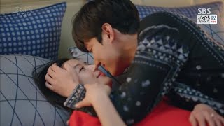 [ENGSUB/CC] The Legend Of The Blue Sea Episode 20 Kiss Scene