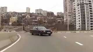 How to drive a BMW in the city