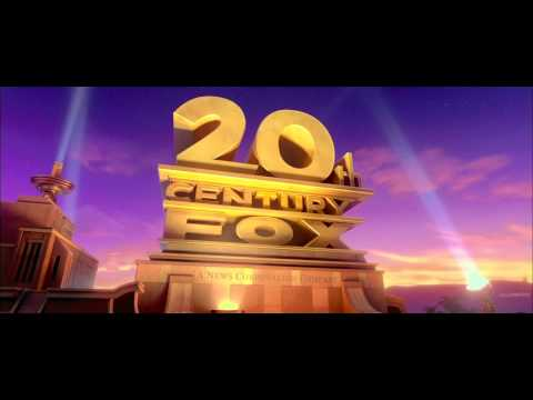 20th Century Fox 75 Years  Celebrating Intro Hd video