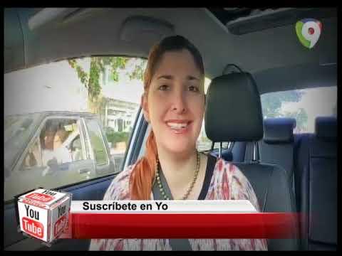 60 segundos con Leila Mejía sobre la señora que apoyó al Presidente Medina en la Marcha Verde