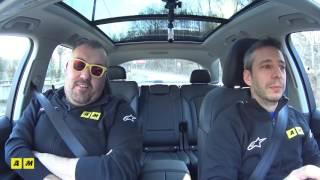 Audi Q7 e-tron   Test drive #AMboxing