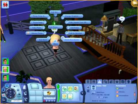 sims 3 burglar and my sim geting arrested