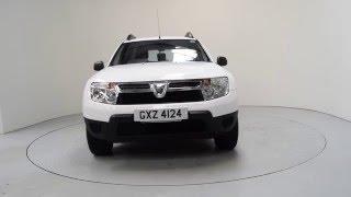 2014 Used Dacia Duster | Dacia Duster Used Cars NI | Shelbourne Motors | GXZ4124