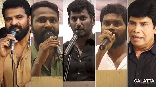 Must Watch! Video All Celebrities Speak Against NEET, Support Anitha