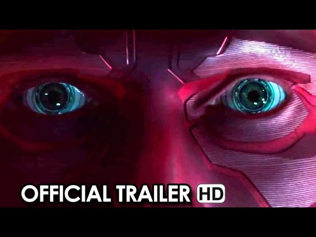 Avengers: Age of Ultron Official 'Blu-ray' Trailer (2015) - Avengers Sequel Movie HD