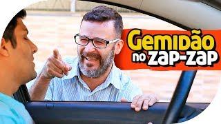 GEMIDÃO NO ZAP ZAP