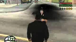 como hacer un hameha en GTA San Andreas