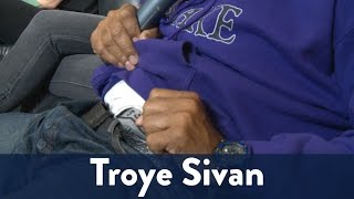 Undie Check With Troye Sivan! 4/7 | KiddNation