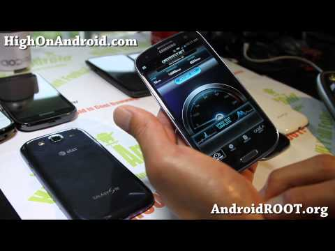 Best U.S. Smartphone Carrier - AT&T vs. Verizon vs. Sprint vs. T-Mobile!