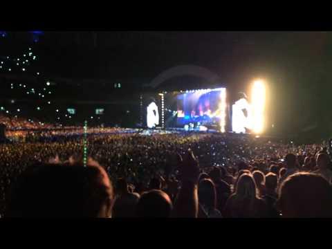 Eminem - Lose Yourself (Encore) - Wembley Stadium
