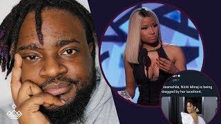 Nicki Minaj Cancels BET
