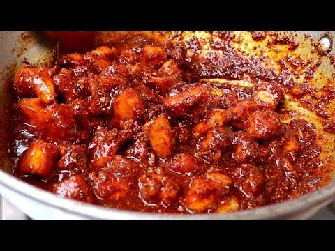 Chicken Pickle    Chicken Pachadi    Devee Kitchen