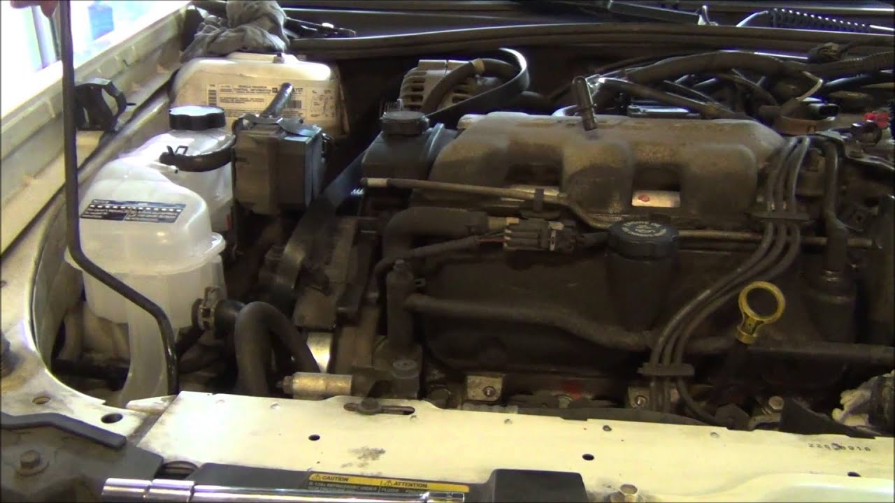 2002 chevy malibu intake manifold gasket repair part 1 of. Black Bedroom Furniture Sets. Home Design Ideas